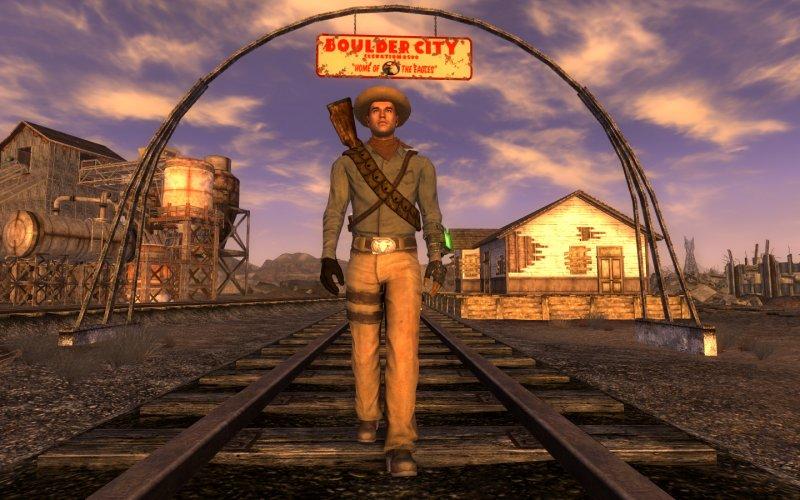 Le fazioni di Fallout: New Vegas non saranno ben definite