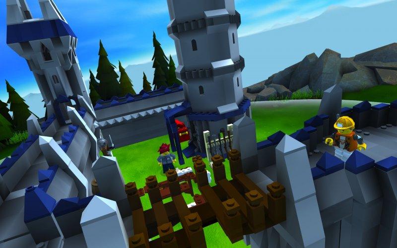 Disponibile anche su Mac la beta di Lego Universe