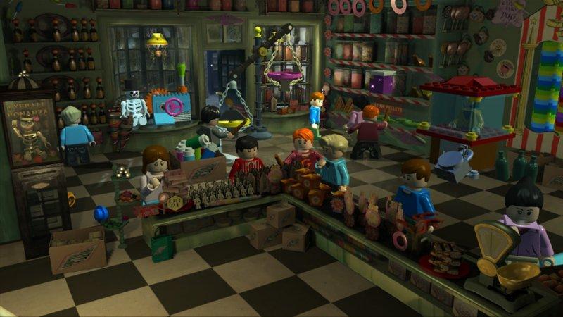 LEGO Harry Potter: Anni 1-4 disponibile in demo