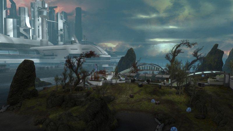 Halo: Reach - una carrellata di nuove immagini dall'E3