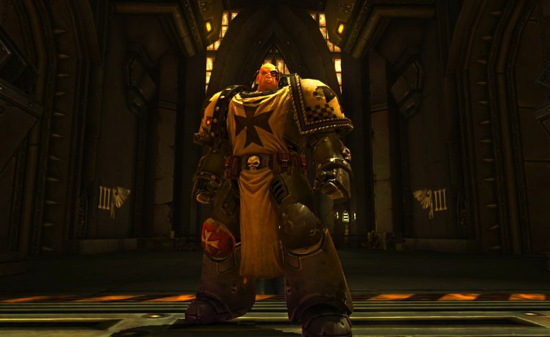 THQ prevede un milione di giocatori su Warh 40k: Dark Millennium Online