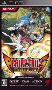 Fairy Tail: Portable Guild per PlayStation Portable