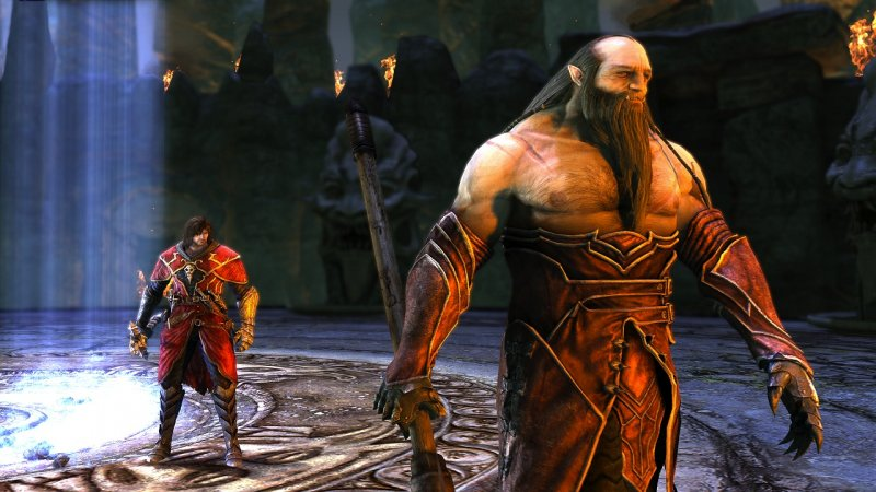 Castlevania: Lords of Shadow non ha avuto vita facile
