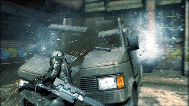 Metal Gear Rising: Revengeance - Cosa vorremmo in...