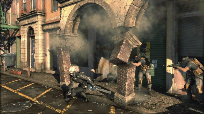 MGS: Rising un action/stealth, conferma Kojima