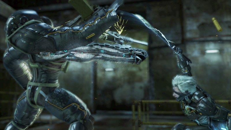 Metal Gear Solid Rising arriva nel 2012?