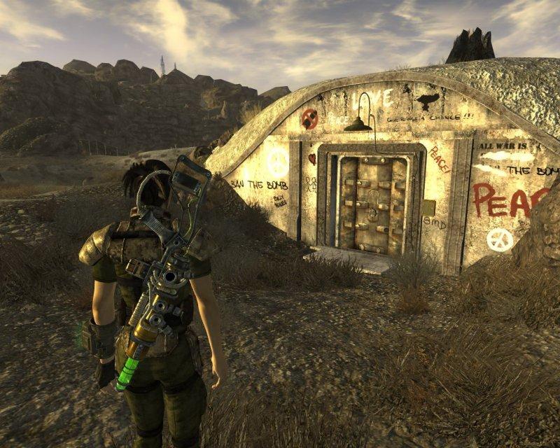 Fallout: New Vegas: è tempo di patch