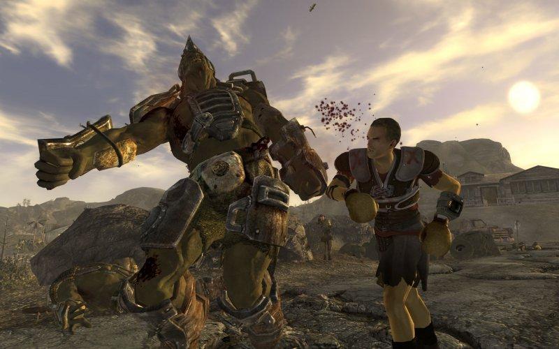 Su Steam la patch per Fallout: New Vegas PC