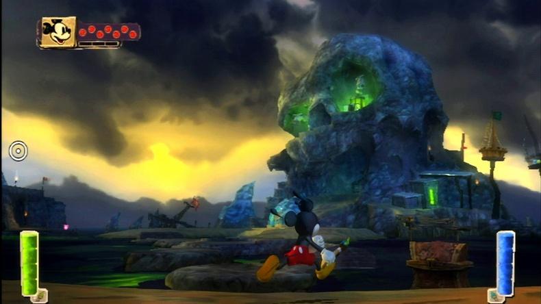 Nessuno ha chiesto a Spector di fare porting di Epic Mickey