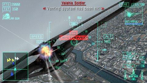 La Soluzione di Ace Combat: Joint Assault