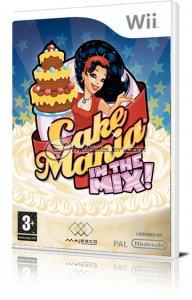 Cake Mania: In The Mix per Nintendo Wii
