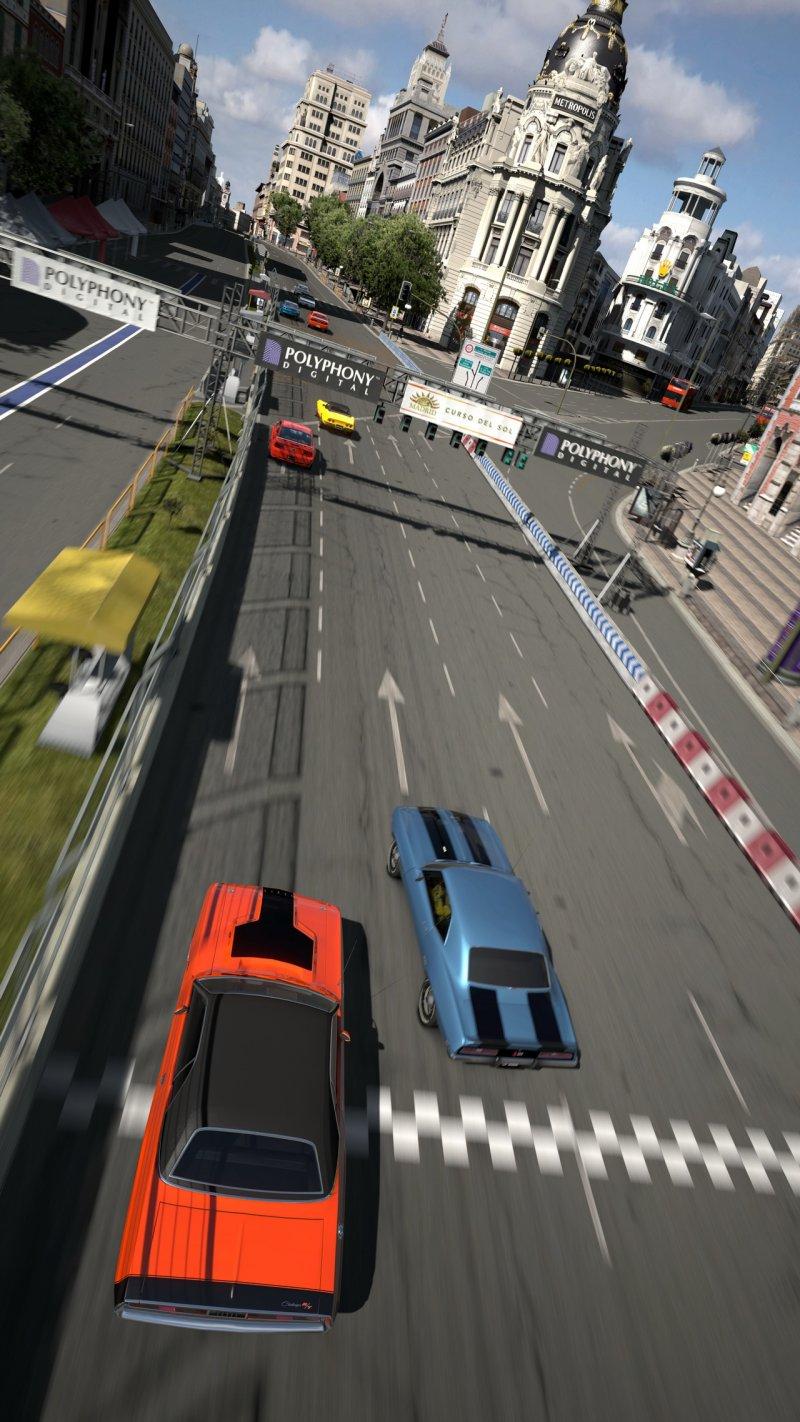 Dall'E3 2010 un'invasione di immagini da GT5