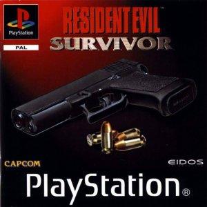 Resident Evil: Survivor per PlayStation