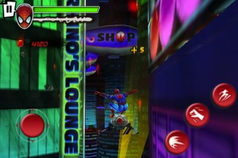 Spider-Man: Total Mayhem su App Store