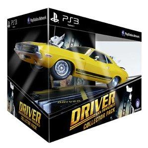 Collector's Edition per Driver: San Francisco