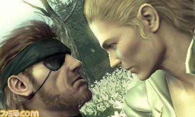 Kojima e le origini misteriose di Metal Gear Solid su 3DS
