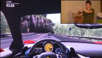 Forza Motorsport Kinect - Gameplay