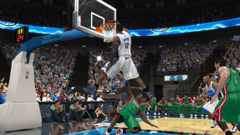 Immagini inedite per NBA ELITE 11
