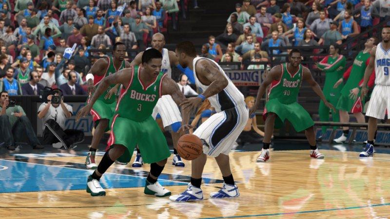 Addio NBA Live