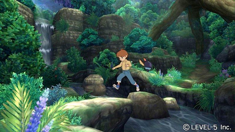 Studio Ghibli e Level 5 stupiscono