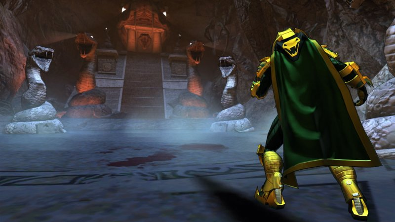 Screen e video per Serpent Lantern di Champions Online