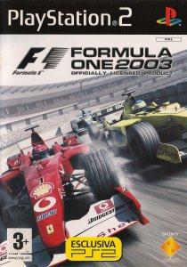 Formula One 2003 per PlayStation 2