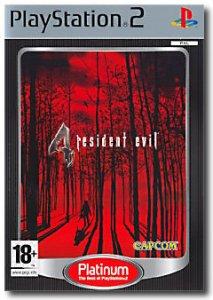Resident Evil 4 (Biohazard 4) per PlayStation 2