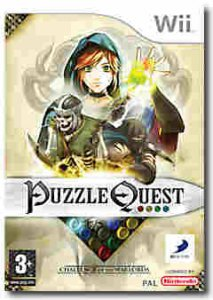 Puzzle Quest: Challenge of the Warlords per Nintendo Wii