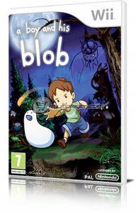 A Boy and His Blob per Nintendo Wii