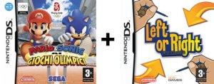 Mario & Sonic ai Giochi Olimpici per Nintendo DS