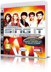 Disney Sing It: Pop Hits per PlayStation 3