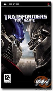 Transformers: The Game per PlayStation Portable