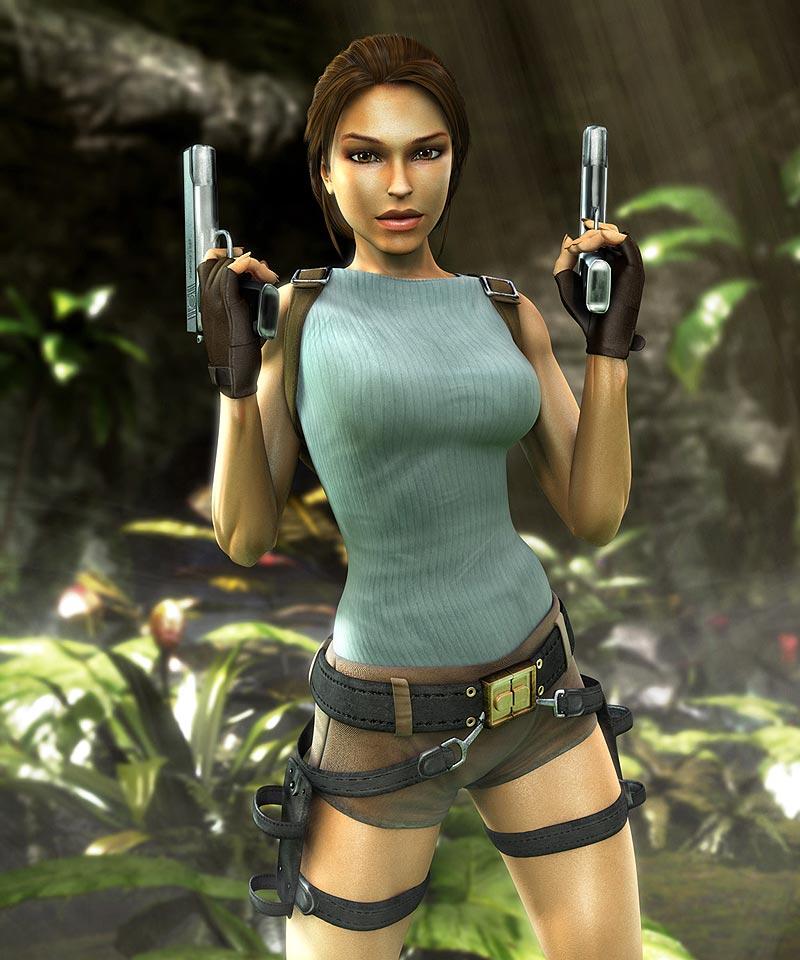 Tomb Raider arriva a Natale 2011