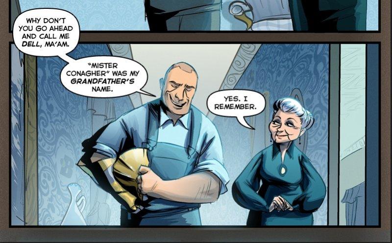 Un fumetto rivela possibili aggiornamenti per l'engineer di Team Fortress 2