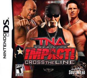 TNA Impact: Cross the Line per Nintendo DS