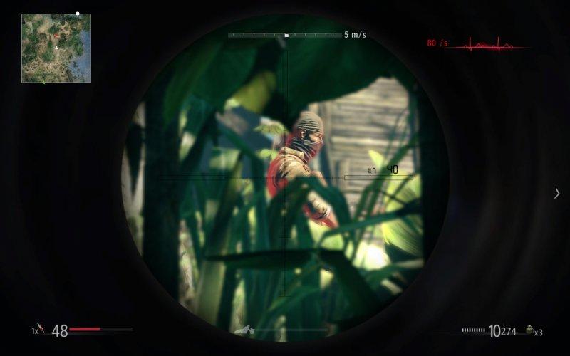 La Soluzione di Sniper: Ghost Warrior