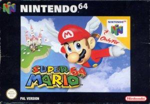 Super Mario 64 per Nintendo 64