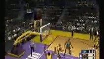 NBA 2K1 - Gameplay