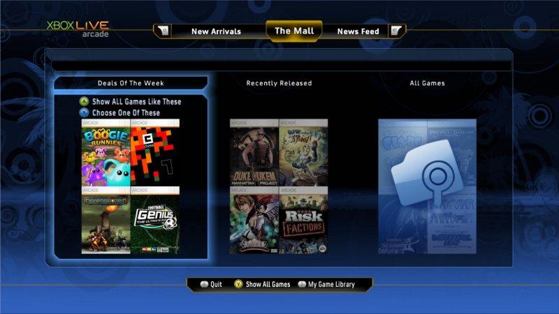 Microsoft presenta Destination Arcade, date e prezzi di Summer of Arcade