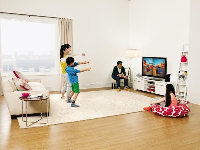 Kinect è qui. Raccontateci i vostri salotti!