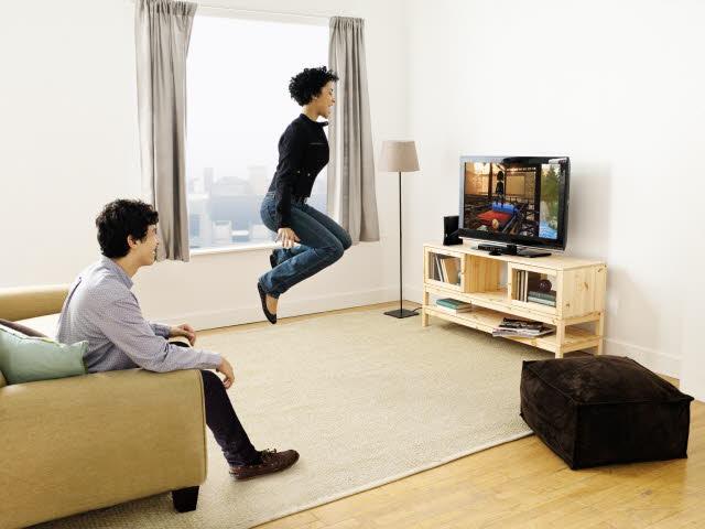 La line-up di lancio di Kinect