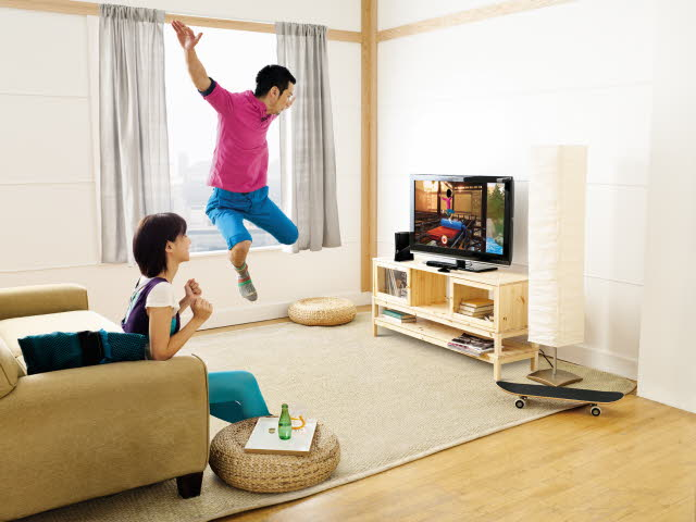 Kinect può essere usato anche da seduti, dice Microsoft
