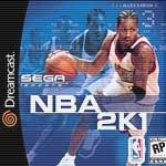 NBA 2K1 per Dreamcast