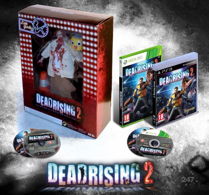 Un'edizione da collezione europea per Dead Rising 2