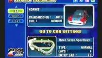 Daytona USA - Gameplay