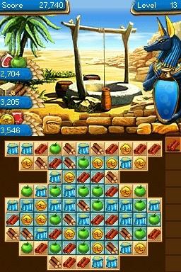 Il puzzle dei faraoni