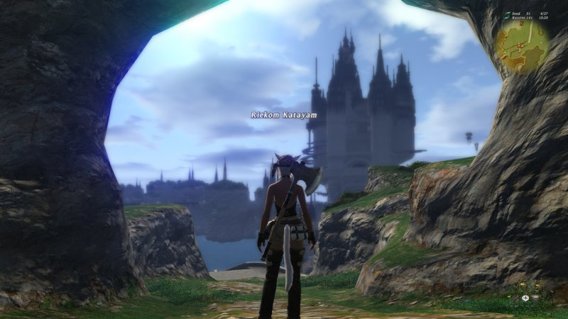 La versione PS3 di FF XIV rimandata per problemi di memoria