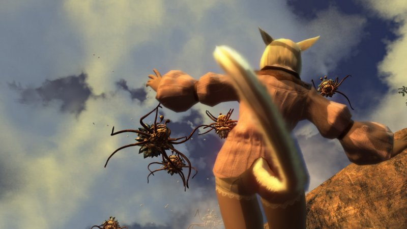 """Contenuti """"hot"""" in Final Fantasy XIV"""