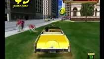 Crazy Taxi 2 - Gameplay