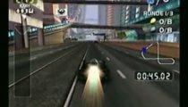 San Francisco Rush 2049 - Gameplay